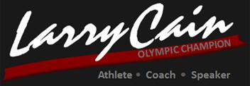 Larry Cain Logo