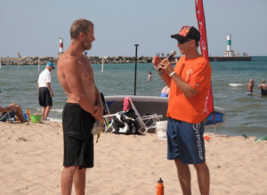 Great Lakes SUP Classic 2012